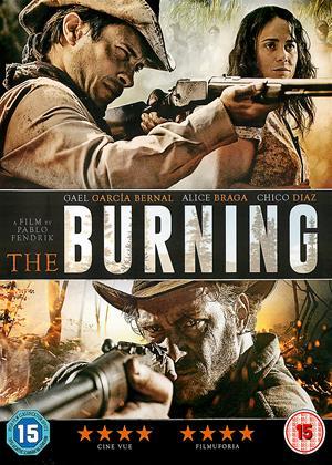 Rent The Burning (aka El Ardor) Online DVD Rental