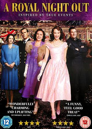 Rent A Royal Night Out Online DVD & Blu-ray Rental
