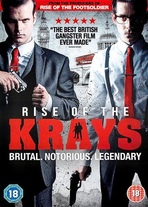 Rent Rise of the Krays Online DVD Rental