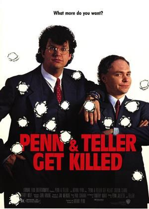 Rent Penn and Teller Get Killed Online DVD & Blu-ray Rental