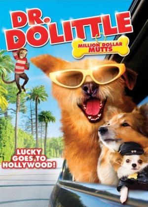 Rent Dr. Dolittle: Million Dollar Mutts Online DVD Rental