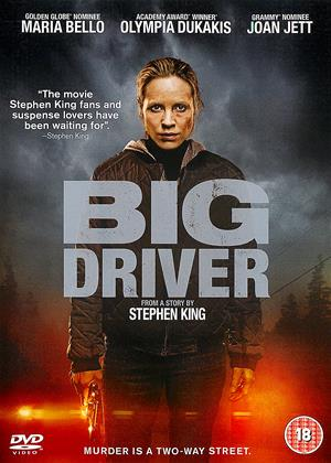 Rent Big Driver Online DVD Rental