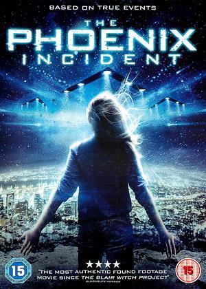 Rent The Phoenix Incident Online DVD Rental