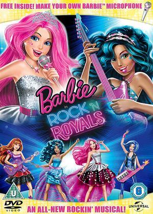 Rent Barbie in Rock 'N Royals Online DVD Rental