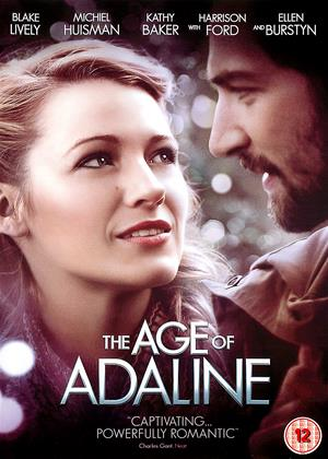 The Age of Adaline Online DVD Rental
