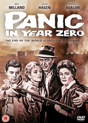 Rent Panic in Year Zero Online DVD & Blu-ray Rental