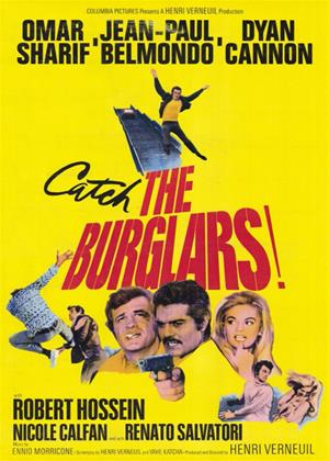 Rent The Burglars (aka Le casse) Online DVD Rental
