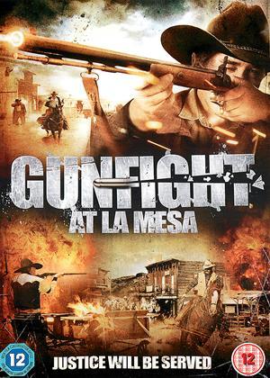 Rent Gunfight at La Mesa Online DVD Rental