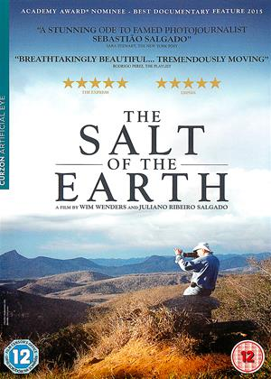 Rent The Salt of the Earth (aka The Salt of the Earth: A Journey with Sebastião Salgado) Online DVD & Blu-ray Rental