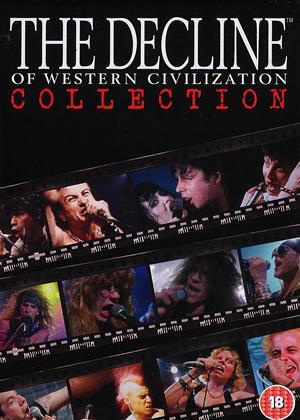Rent The Decline of Western Civilization Online DVD Rental