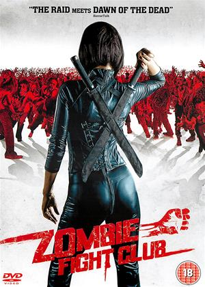 Rent Zombie Fight Club Online DVD & Blu-ray Rental