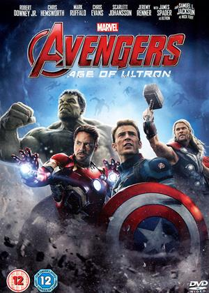 Avengers: Age of Ultron Online DVD Rental