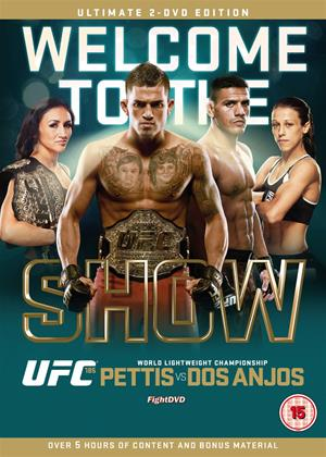 Rent Ultimate Fighting Championship: 185: Pettis vs. Don Anjos Online DVD Rental