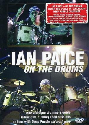 Rent Ian Paice: On the Drums Online DVD Rental