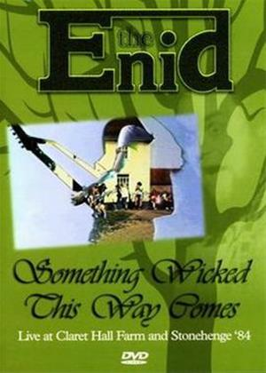 Rent The Enid: Something Wicked This Way Comes Online DVD Rental