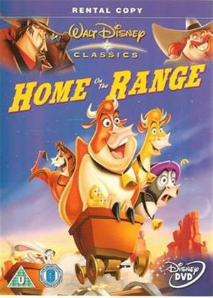 Rent Home on the Range Online DVD Rental