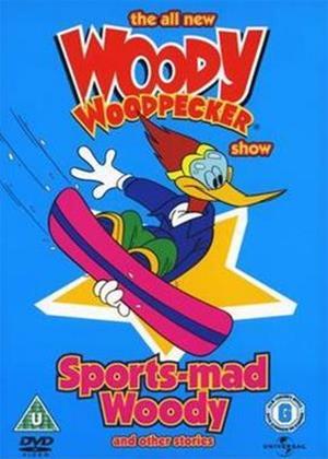 Rent Woody Woodpecker: Sports Mad Woody Online DVD Rental