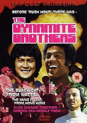 Rent The Dynamite Brothers Online DVD Rental