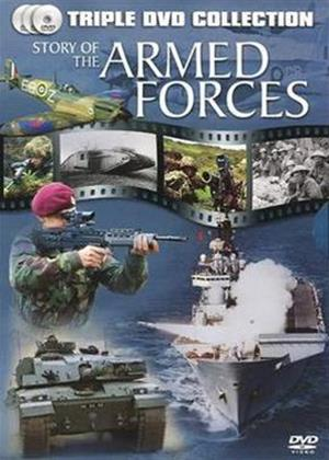 Rent The Story of the Armed Forces Online DVD Rental