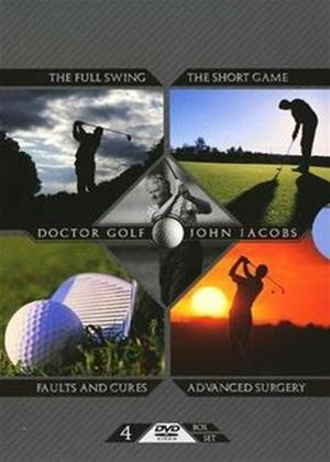 Rent Doctor Golf: John Jacobs Online DVD Rental