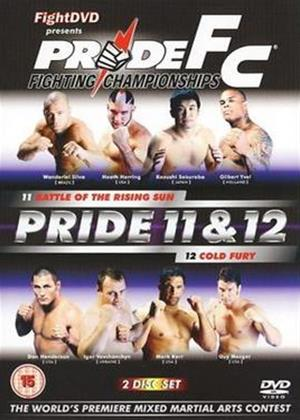 Rent Pride Fighting Championships: 11 & 12 Online DVD Rental