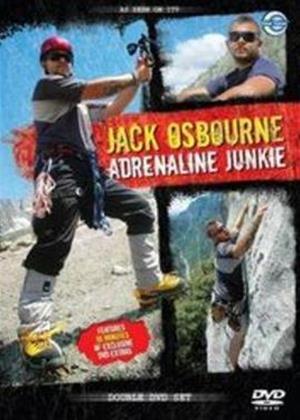 Rent Jack Osbourne: Adrenaline Junkie: Series 1 Online DVD Rental