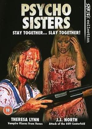 Rent Psycho Sisters Online DVD Rental
