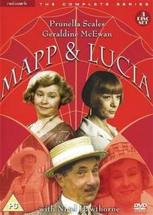 Rent Mapp and Lucia: Series Online DVD Rental