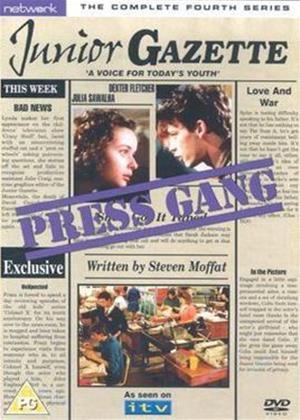 Rent Press Gang: Series 4 Online DVD Rental
