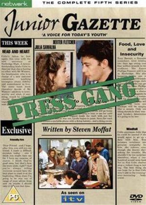 Rent Press Gang: Series 5 Online DVD Rental