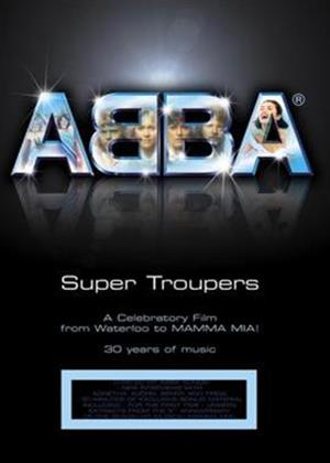 Rent Abba: Super Troupers Online DVD Rental