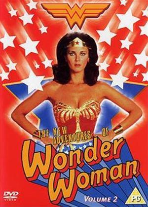 Rent Wonder Woman: Vol.2 Online DVD Rental
