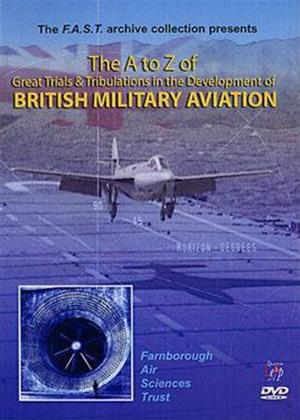 Rent The A to Z of British Military Aviation Online DVD Rental