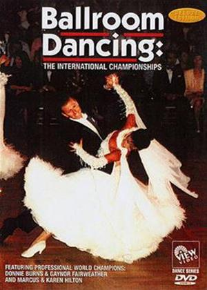 Rent Ballroom Dancing: The International Championships Online DVD Rental