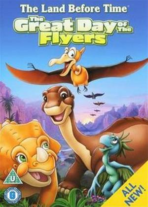 Rent The Land Before Time 12: The Great Day of The Flyers Online DVD Rental