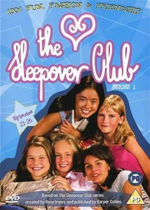 Rent The Sleepover Club: Series 1: Vol.6 Online DVD Rental
