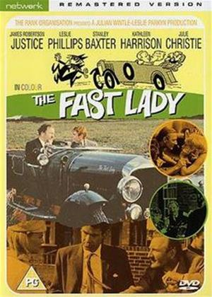 Rent The Fast Lady Online DVD Rental