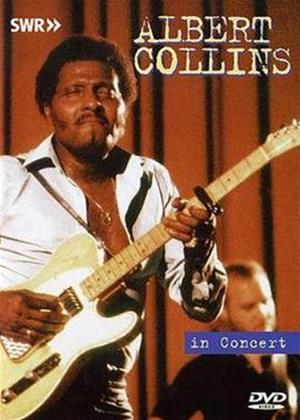 Rent Albert Collins: Live in Concert Online DVD Rental