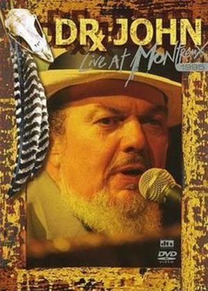 Rent Doctor John: Montreux 1995 Online DVD Rental
