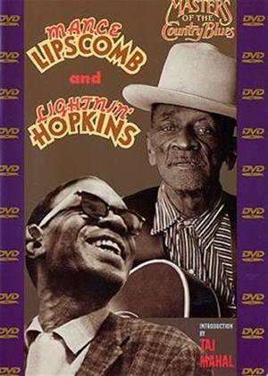 Rent Mance Lipscomb and Lightnin' Hopkins: Masters of Country Blues Online DVD Rental