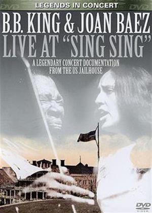 Rent B.B. King and Joan Baez Live Online DVD Rental
