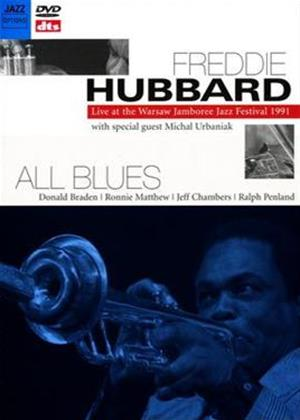 Rent Freddie Hubbard: All Blues Online DVD Rental