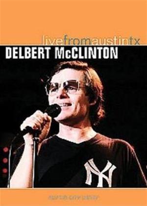 Rent Delbert Mcclinton: Live from Austin, Tx Online DVD Rental