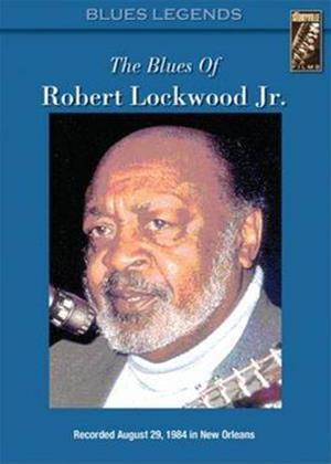 Rent The Blues of Robert Lockwood Jr. Online DVD Rental