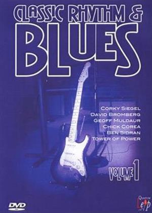 Rent Classic Rhythm and Blues: Vol.1 Online DVD Rental