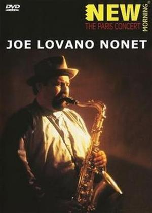 Rent Joe Lovano Nonet: The Paris Concert Online DVD & Blu-ray Rental