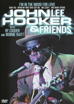 Rent John Lee Hooker and Friends: I'm in the Mood for Love Online DVD Rental