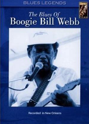 Rent The Blues of Boogie Bill Webb Online DVD Rental