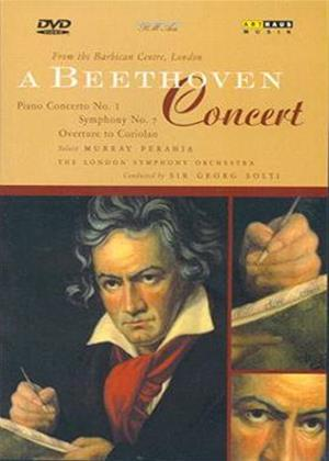 Rent Beethoven: Piano Concerto No. 1: Symphony and No. 7: Overture To Online DVD Rental