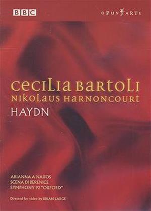 Rent Cecilia Bartoli: Haydn Online DVD Rental